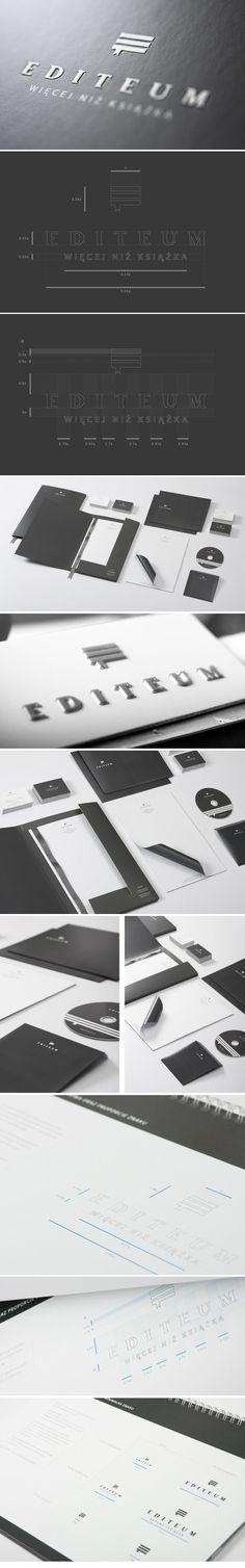 Editeum Brand Identity