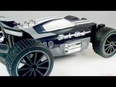 Video: Carrera RC – Buggy Dark Pirat (162047) - YouTube