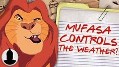 Does Mufasa from Lion King Control the Weather?! - Cartoon Conspiracy (E...