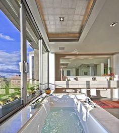 Master Bathroom - contemporary - bathroom - seattle - Garret Cord Werner Architects & Interior Designers