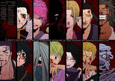 Hisoka, Killua, Alucard, Hunter Spider, Hxh Characters, Fictional Characters, Yoshihiro Togashi, Chinese Architecture, Comic Games