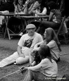 Quatorze Juillet à Maestricht in het Faliezusterpark