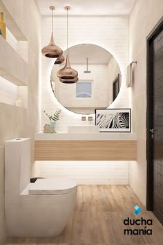 53 wonderful small bathroom remodel ideas on a budget in your home 1 Bathrooms Remodel, Laundry In Bathroom, Bathroom Interior Design, Bathroom Decor, Home, Interior Design Living Room, Small Toilet Room, Bathroom Design Small, Small Bathroom Remodel