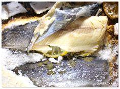 pstrąg pieczony w soli Kasia Gurbacka