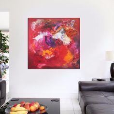"midweek breather - boost youir energy levels with ""Awakening"" #originalart buy abstract art online"