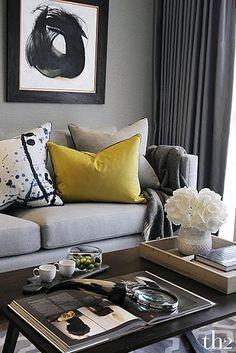 Ambientes em cores neutras podem ser muito bonitos! Veja como no #simplesdecoracao