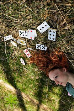 alice in wonderland styled shoot source: @Alexa Russell