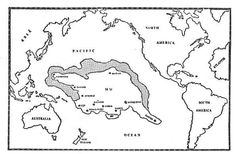 The lost continent of Mu, I love myths and legends