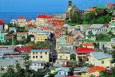 St George, Grenada, WI