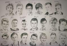 Ardingly 2015 Mertens Lower Sixth boys