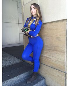 Fallout Cosplay Plus
