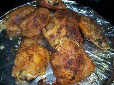 My Crispy Fried Chicken