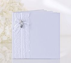 Style Your Party White Vintage - Gastenboek Wedding Guest Book, Perfect Wedding, Most Beautiful, Gift Wrapping, Lace, Vintage, Style, Guestbook, Messages