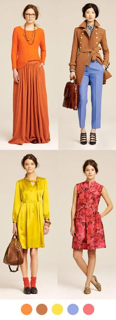 Orange skirt, orange skirt, orange skirt!!!
