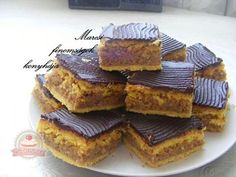 Poppy Cake, Hungarian Recipes, French Toast, Sweets, Cookies, Breakfast, Dios, Kuchen, Recipies