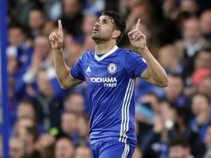 Chelsea striker Diego Costa pouts doubt over move to Chinese Super League