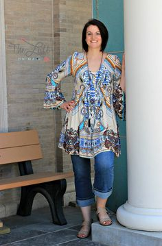 So pretty...  Shop this look at The Loft in store or online...
