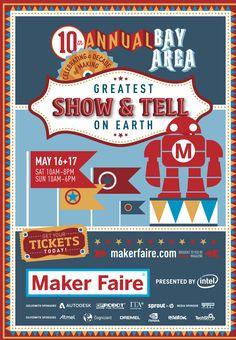 Italian Trade Agency Ad for Maker Faire 2015
