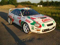 Toyota Celica GT4 ST205