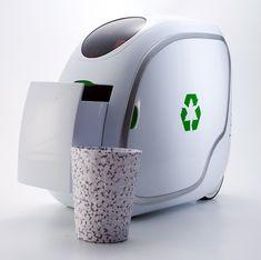 Recycle Origami | Yanko Design