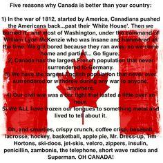 CANADA ROCKS!
