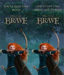 Bookmark | Disney's Brave Free Printables, Activities and Coloring Pages | SKGaleana