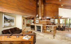 Amazing open floor plan. #winter