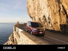 Morze? Góry? A może jedno i drugie? To nie ma znaczenia, kiedy podróżujesz nowym #Doblò. #Fiat #Doblo #podróże