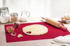 Ideal als Unterlage für das Ausrollen von #Teig: Silikon-Dauerbackmatte €7,95 bei #Tchibo
