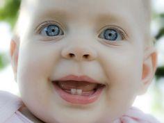 Dolor de dientes y encias en bebes