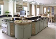 Gorgeous Grey Kitchens | Kitchen Sourcebook