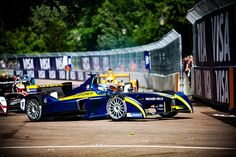 Richard Mille & E-Dams Renault, Champion du Monde