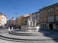 Fontana Pacassi a Gorizia