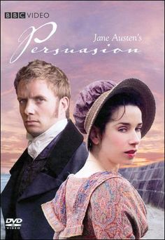 """PERSUASION (2007/2008 - with Sally Hawkins) ~A sweet, regency movie. Perhaps a bit """"longer"""" feeling than most. My favorite movie version of Persuasion~...also with Rupert Penry-Jones"""