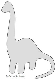 Free Diplodocus Dinosaur Template vector cricut silhouette fossil dino jurassic animal cricut scroll saw svg coloring page quilting pattern toy design clipart. Dinosaur Stencil, Dinosaur Template, Dinosaur Printables, Animal Stencil, Dinosaur Pattern, Dinosaur Crafts, Dinosaur Outline, Dinosaur Silhouette, Dinosaur Dinosaur