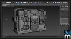 http://www.3dmotive.com In this lesson, we will use the Swift Loop tool in 3ds Max which will help speed up the process of making a High Poly model that uses...