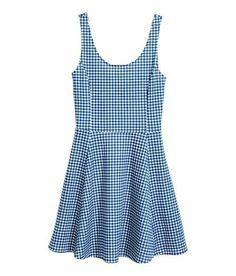 Gingham dress 10€ H&M