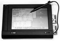 Atari ST Pad