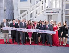 San Francisco, here we come! Engel & Völkers opens 700th location worldwide!