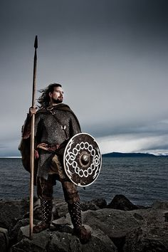 """The Icelandic Viking. Do you want to attend a real viking festival in Iceland? Then check out the SEEDS volunteer workcamp """"Viking Festival & Fire in Húnaþing"""" at http://seeds.is/volunteer-workcamps-iceland/526"""