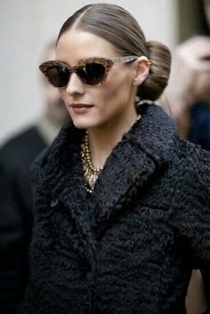 The Olivia Palermo Lookbook : Olivia Palermo Sunglasses Collection