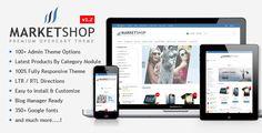 MarketShop - Multi-Purpose Premium OpenCart Theme