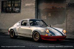 Magnus Walker's Porsche 911 & Group 4 PAG wheels - www.group4wheels.com