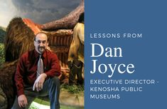 Dan Joyce, renowned historian and archaeologist, shares his wisdom and experience with us. Check it out!