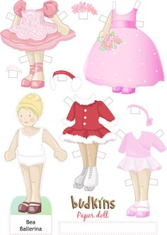 ragtales: paper doll printable downloads