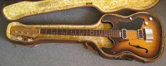 Vintage Maton Mastersound MS1100 Bass C 1966 | eBay
