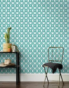 Hygge & West Wallpaper | Talavera