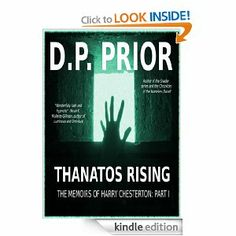 Flurries of Words: 99 CENT BOOK FIND: Thanatos Rising by D.P. Prior