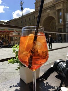 Afternoon Italian Spritz