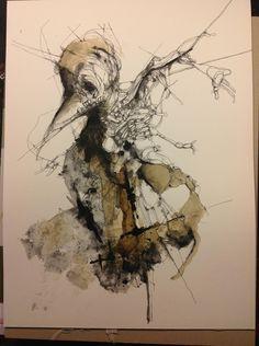 Eric Lacombe-artist